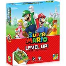 Super Mario Level Up!