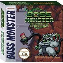 Boss Monster - Atterraggio d'Emergenza