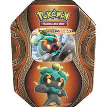 Tin Pokemon Poteri Misteriosi Marshadow GX