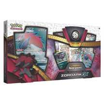 Pokemon SM3.5 Leggende Iridescenti Collezione Speciale Zoroark-GX