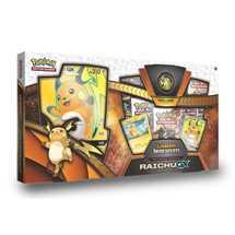 Pokemon SM3.5 Leggende Iridescenti  Raichu- GX in Inglese
