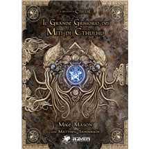Il Richiamo di Cthulhu VII Grande Grimorio della Magia dei Miti di Cthulhu