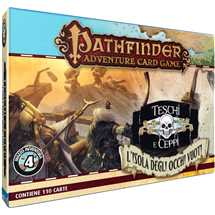 Pathfinder: Adventure Card Game - Teschi e Ceppi L'Isola degli Occhi Vuoti