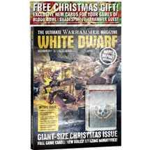 White Dwarf - Dicembre 2017