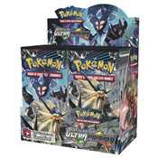Box Pokemon Sole e Luna Ultraprisma (36 buste)