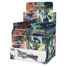 Box 8x Mazzi Pokemon Sole e Luna Ultraprisma ITA