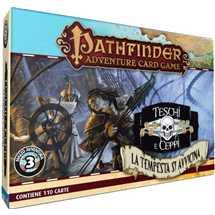 Pathfinder: Adventure Card Game - Teschi e Ceppi La Tempesta si Avvicina