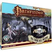 Pathfinder: Adventure Card Game - Teschi e Ceppi Dal Cuore dell'Inferno