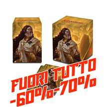 E-86659 Porta Mazzo 100+ Full-View MTG Rivals of Ixalan v2 FUORI TUTTO