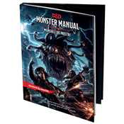 Dungeons & Dragons RPG 5a ed. - Monsters Manual