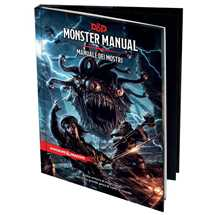 Dungeons & Dragons - Monsters Manual