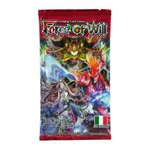 Busta FOW Force of Will R3 TSW La Strega del Tempo ITA