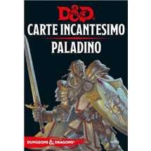 Dungeons & Dragons - Carte Incantesimo Paladino