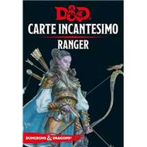 Dungeons & Dragons - Carte Incantesimo Ranger