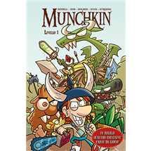 Munchkin Fumetto Livello 1