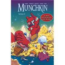 Munchkin Fumetto Livello 2