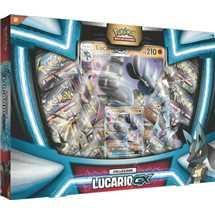 Pokemon Collezione Lucario- GX
