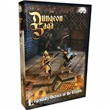 Dungeon Saga: Legendary Heroes of the Crypts