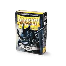 11202 Deck Protector Matte Black Dragon Shield (60)