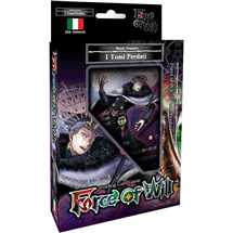 FOW Mazzo Tematico Reiya Force of Will I Tomi Perduti