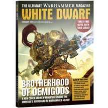 White Dwarf - Febbraio 2018