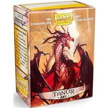 12005 Dragon Shield Standard Art Sleeves - Tanur (100 Sleeves)