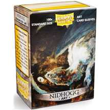 12001 Dragon Shield Standard Art Sleeves - Niddhog (100)