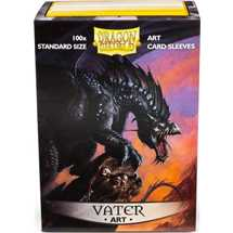 12004 Dragon Shield Standard Art Sleeves - Vater (100)