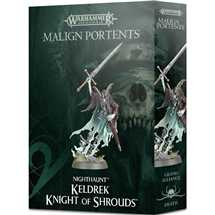 91-19 Malign Portents Nighthaunt Keldrek Knight of Shrouds