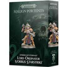 96-36 Malign Portents Lord-Ordinator Vorrus Starstrike
