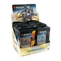 Box 6x Dominaria Planeswalker Deck ITA