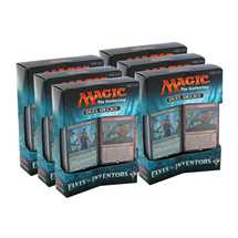 Display 6x Duel Decks Elves vs. Inventors ING