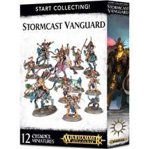 70-87 Start Collecting! Stormcast Vanguard