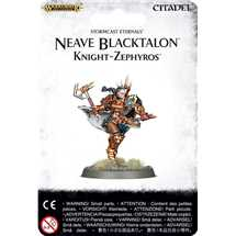 96-35 Stormcast Eternals Neave Blacktalon Knight-Zephyros