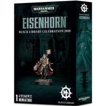 BL-01 Eisenhorn Black Library Celebration 2018