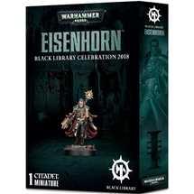BL-01 Eisenhorn Black Library Celebration 2018