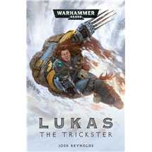 Romanzo - Lukas the Trickster