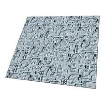 UGD010664 Ultimate Guard Battle-Mat 3' Starship 91 x 91 cm