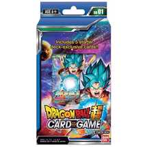 Dragon Ball Super Starter Deck 01