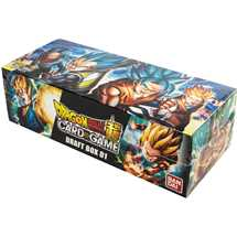 DragonBall Super Draft Box 01 (24 buste)