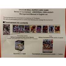 Dragon Ball Super Galactic Battle Set 01 Booster Box (24 buste)