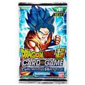 Busta Dragon Ball Super Galactic Battle Set 01