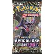 Busta Pokemon Sole e Luna Apocalisse di Luce