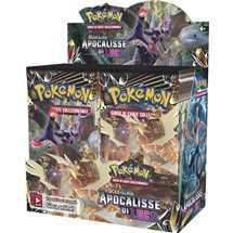 Box Pokemon Sole e Luna Apocalisse di Luce (36 buste)