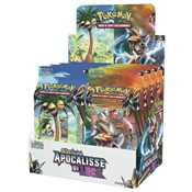 Box 8x Mazzi Pokemon Sole e Luna Apocalisse di Luce ITA