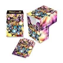 E-85636 Porta Mazzo Dragon Ball Super Full-View Deck Box - All Stars