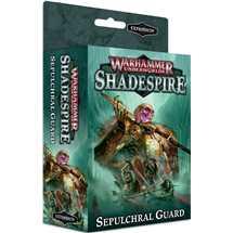 110-04-60 Warhammer Underworlds Shadespire Sepulchral Guard