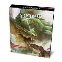 Dungeons & Dragons RPG 5a ed. - Starter Set