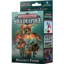 110-21-02 Warhammer Underworlds Shadespire Magore's Fiends