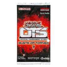 Busta New Tournament Pack OTS 7  (non destinato alle vendita solo per tornei)